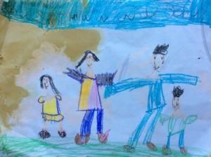 Drawing family circa 2009?